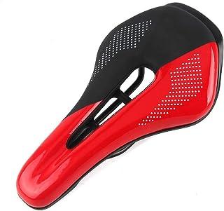 Bike Seat, Comfortable Bicycle Seat Memory Foam Waterproof Bicycle Saddle Ultralight Road Bike Saddle Soft S Bicycle Seat ...