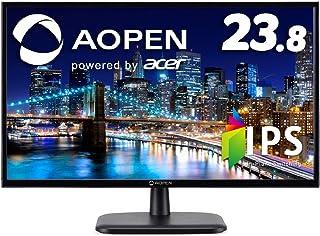 【Acer Direct限定】AOPEN モニター 24CL1Ybi 23.8インチ 75Hz 5ms IPS フルHD HDMI スピーカー無し VESA ディスプレイ 3年保証