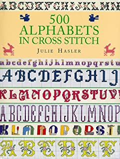 Best 500 alphabets in cross stitch Reviews