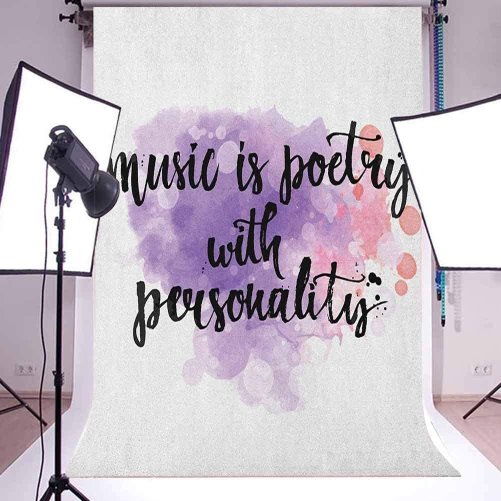 8x12 FT City Vinyl Photography Backdrop,Early Morning Scenery in Melbourne Australia Famous Yarra River Scenic Background for Photo Backdrop Baby Newborn Photo Studio Props