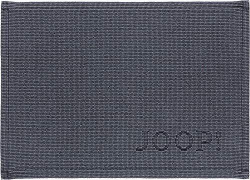 Joop! Badematte Signature 49 Anthrazit - 069 70x120 cm
