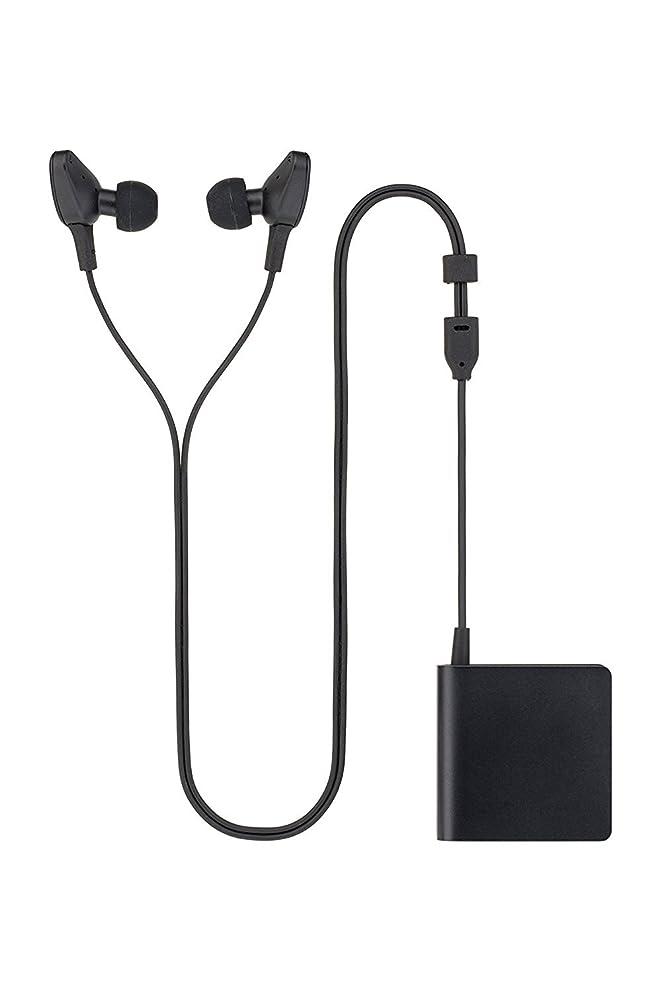 勝者ソート礼儀GLIDiC Sound Air  WS-7000NC/ブラック 【日本正規代理店品】 SB-WS71-MRNC/BK2