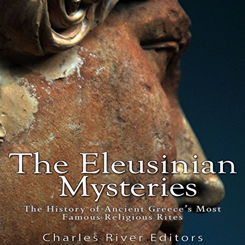 The Eleusinian Mysteries audiobook cover art