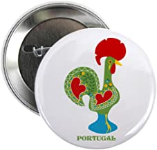 CafePress Traditional Portuguese Rooster 2.25