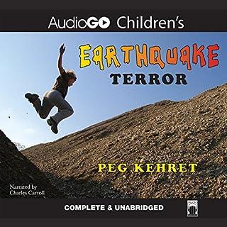 Earthquake Terror audiobook cover art