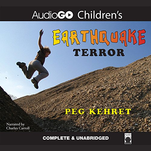 Earthquake Terror audiobook cover art