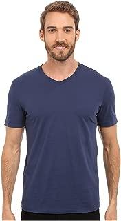 Mod-O-Doc Men's Short Sleeve V Neck Vintage Fit Tee Shirt