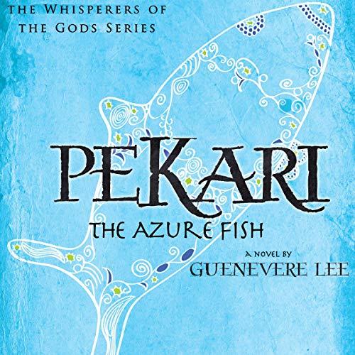 Pekari: The Azure Fish audiobook cover art