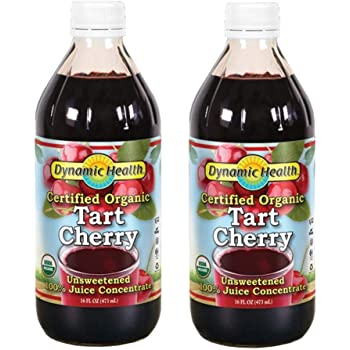 Tart Cherry Certified Organic Dynamic Health 16 Liquid