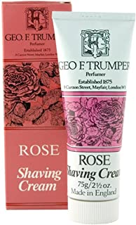 Geo F. Trumper Rose Soft Shaving Cream 75 g cream