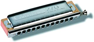 Hohner Super Chromonica Deluxe, Key of C