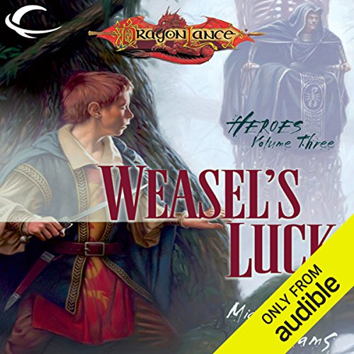 Weasel's Luck cover art