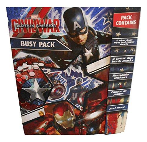 Anker Lot Captain America