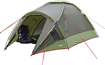 PALMBEACH 4 Season C&ing Tent - Waterproof All Weather Tent Family Tent Portable 2  sc 1 st  Amazon.com & Amazon.com: 4 Season - Expedition Tents / Tents: Sports u0026 Outdoors