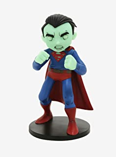 Artists Alley Dc Collectibles Chris Uminga Superman Exclusive Glow in the Dark Figure