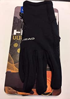 HEAD Men's Ultrafit Touchscreen Running Gloves