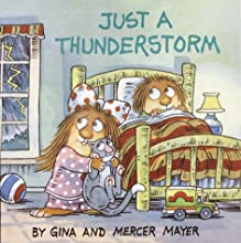 Just A Thunderstorm (A Golden Look-Look Book)