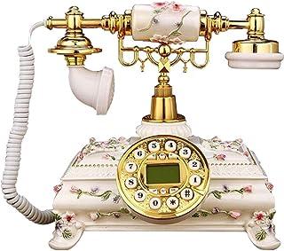 Antique Phone, Retro Style Vintage Phone, Office Home Living Room Landline Retro Landline