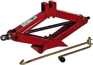takestop® Scherenmechanismus Wagenheber 2Ton Lift Hebebühne Werkstatt Wagenheber Ausrüstung senkrecht manuell Auto Räder Rotation Krümmer