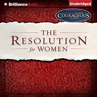 The Resolution for Women                   Autor:                                                                                                                                 Priscilla Shirer,                                                                                        Stephen Kendrick (foreword),                                                                                        Alexander Kendrick (foreword)                               Sprecher:                                                                                                                                 Priscilla Shirer                      Spieldauer: 7 Std. und 24 Min.     1 Bewertung     Gesamt 4,0