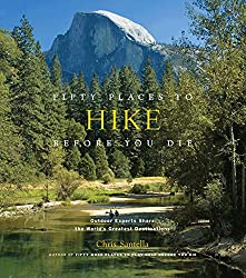 gift ideas for hiking - fifty place to hike
