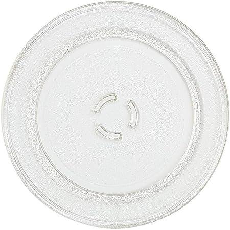 Four à Micro-Ondes Whirlpool Il10/Wh à Plateau tournant en Verre (diamètre de 28 cm), il10 Il12 Max14 Max15 Max24 Max25 Max28 Max34 Max39