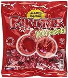 Dulciora - Pikotas - Caramelo de goma gragrado con sabor a cereza - 100 g - [pack de 4]