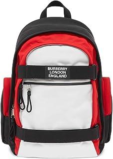Burberry Luxury Fashion 8023642 - Mochila para hombre, color blanco