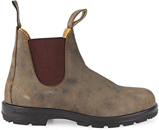 Blundstone | El Boot Rustic Brown Leather Ankle Boot | BST_BCCAL0151_999-42 EU