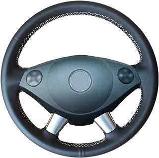 CYBHR Car decoration Auto Accessories handmade Automotive interior Car Steering Wheel Cover,for Mercedes Benz Viano E30 639