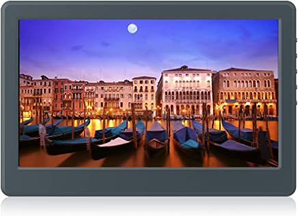 Gechic 11.6inchIPS FHD 1080p Portable Monitor 1102H, Built-in Battery, Speakers,USB Powered,HDMI/VGA, VESA 75,forRaspberry Pi,PS3, PS4, Xbox, Nintendo Switch