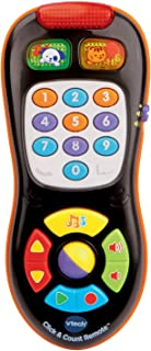 VTech Click and Count Remote (Frustration Free Packaging), Black