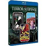 Terror y Suspense Vol. 2 - 3 BD Nosferatu + Infierno + Seis Mujeres para el Asesino [Blu-ray]
