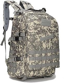Dengyujiaasj Backpack, 40L Hunting Bag Outside Hiking Trekking Backpack Sport Climbing Bag Fishing Backpack, Tactical Back...