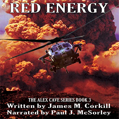 Red Energy: Cold Energy, Part 2 audiobook cover art