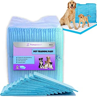 Pawpooch Puppy Training Pads | Dog Training Pads | Pee Pad | 50 Count | Medium | 45X60 cm | Super Absorbent and Leak Proof...