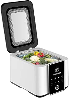 Home Use Ultrasonic Ozone Vegetable Fruit Sterilizer Cleaner Washer Health Vegetable Washer System-13-L