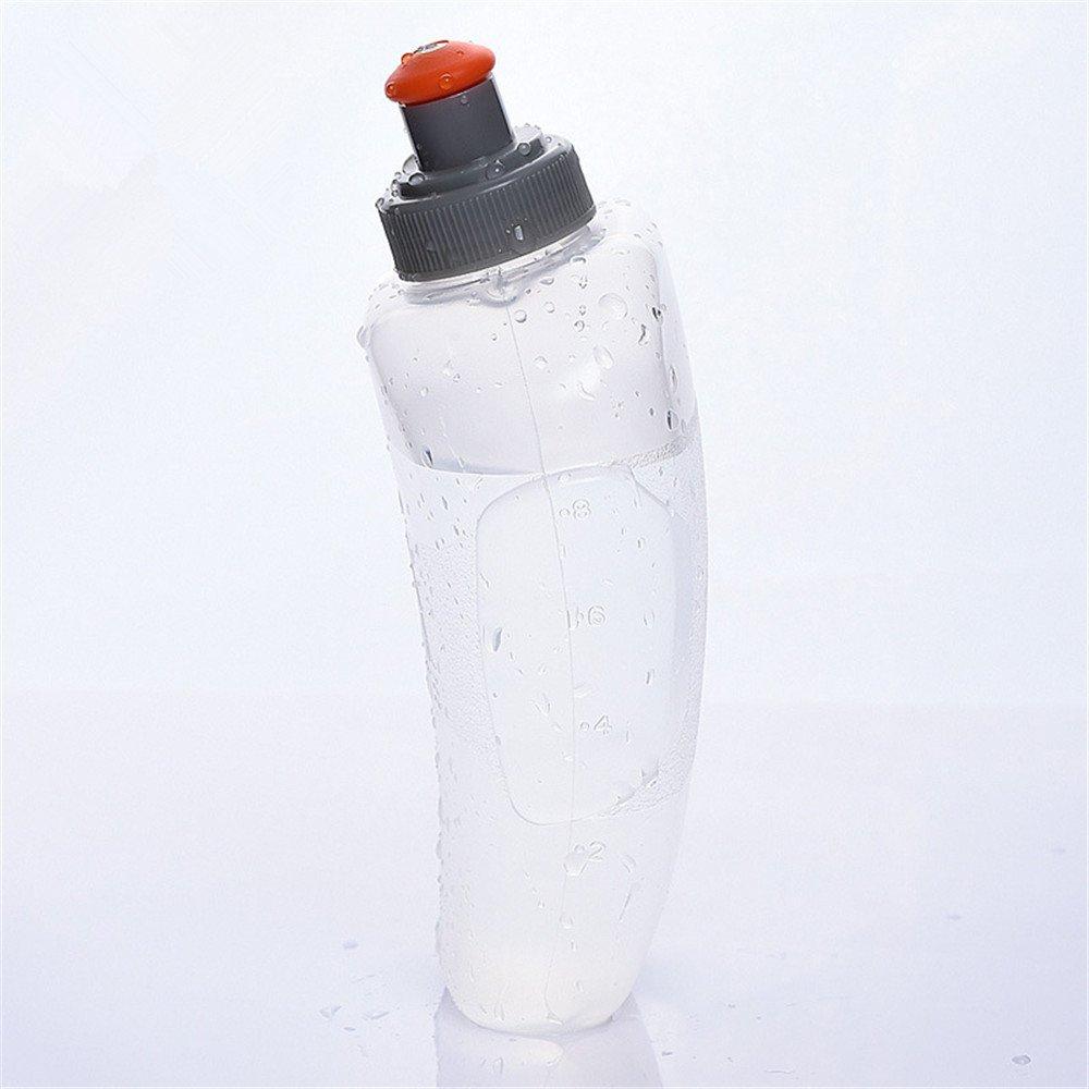 AONIJIE 2 unidades 170//250 ml Botellas para Running Senderismo Marathon