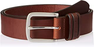 Amazon Brand - Symbol Men's leather Formal Non Reversible Belt
