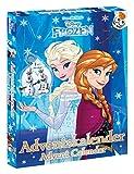 CRAZE–Frozen, Walt Disney de Calendario de Adviento, Navidad Calendario de la Reina de Hielo
