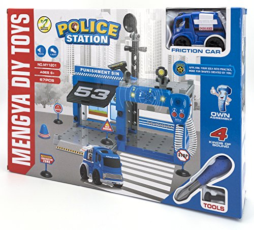 Toys Outlet - Police Station 5406367603. Playset Estación
