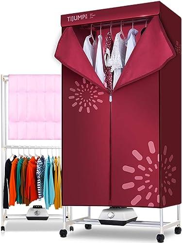 perfecto Secador de de de ropa-secador plegable, secador de ropa del hogar de secado rápido-estante de sequía-calentador-calentador casero,rojo  Compra calidad 100% autentica