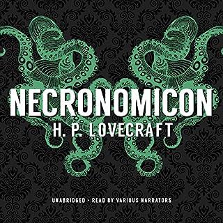 Necronomicon cover art