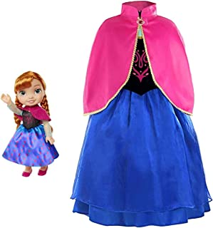 Frozen Anna Doll and Dress Edition, Multi-Colour, 207664