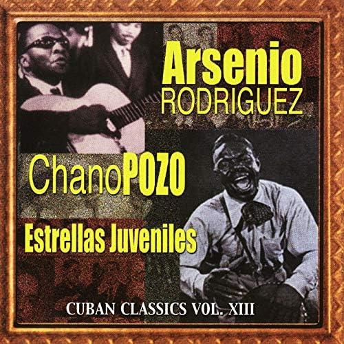 Estrellas Juveniles, Chano Pozo & Arsenio Rodriguez