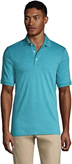 Sponsored Ad - Lands' End Men's Short Sleeve Super Soft Supima Polo Shirt