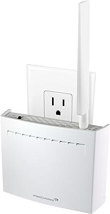 Amped Wireless REC22A ampliador de red Network repeater Blanco - Repetidor de red (Network repeater, 3048 m, 10/100/1000Base-T(X), 802.11a,Wi-Fi 5 (802.11ac),802.11b,802.11g,Wi-Fi 4 (802.11n), 867 Mbit/s, WEP,WPA,WPA2,WPS)