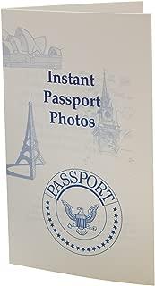 Passport Folder Pack of 250