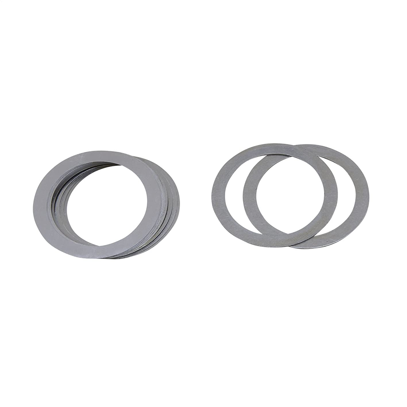 Yukon Gear & Axle (SK 706087) Replacement Carrier Shim Kit for Dana 30/44 Differential with 19-Spline Axle jqgxprrtqpe691