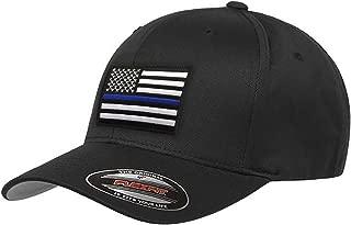 Flexfit Thin Blue Line Hat